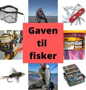 Gaven til fiskeren - gaveideer til dem der elsker fiskeri
