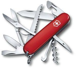 Lommekniv til fisker og udemenneske perfekt gave