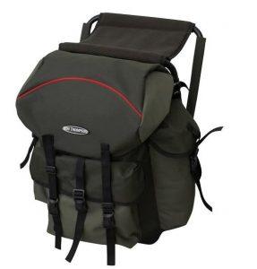 gave til fisker og til outdoor rygsæk med stol