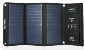 solcelle oplader fold ud til festival og camping