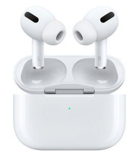 Apple air pods pro til rejse