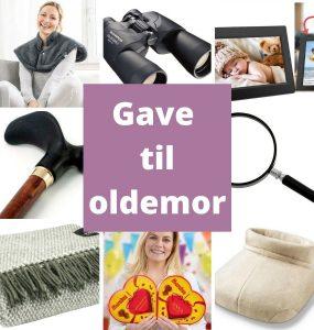 Gave til oldemor - perfekte gaveideer til oldeforældre