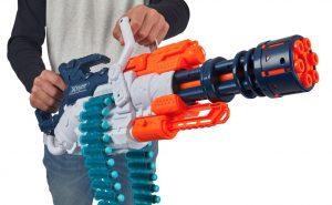 Gaver til 10-årige drenge blaster skydelegetøj