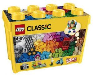 LEGO basis sæt perfekt gave til børn 2021