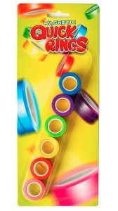 MAGNETIC QUICK RINGS NEON