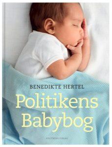 Politikens babybog af Benedikte Hertel