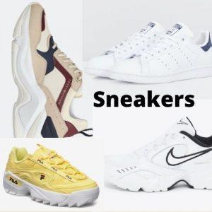 Sneakers skal man have i garderoben