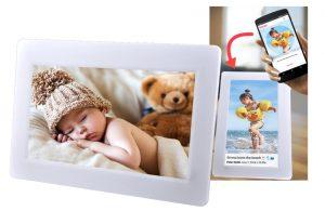 digital billederamme til mødre