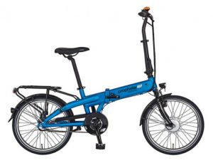 foldbar cykel til camping og ferie