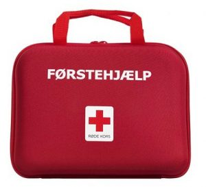 gave camping førstehjælp