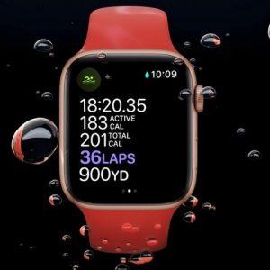 gave til gommen - morgengave - apple watch 6