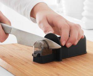 knivsliber som eftertænksom gave