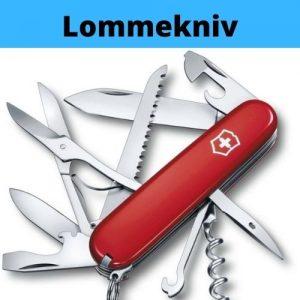 lommekniv som gave for evigt