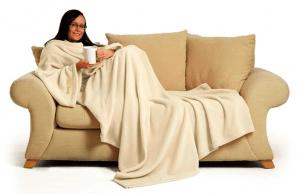 tæppe med ærmer gavehit
