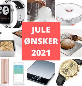 Juleønsker 2021 - 100 nye ideer til din ønskeliste